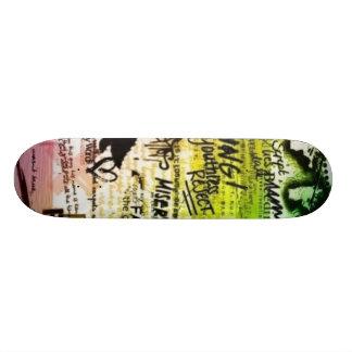 The Kwl Crew Skateboard Decks