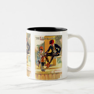 The L Sytem Magazine Two-Tone Coffee Mug