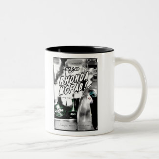 The Lab of Rhonda McFab! Brain Mug