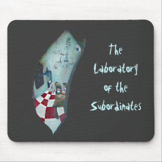 The Lab, The Laboratory of the Subordinates Mouse Pad