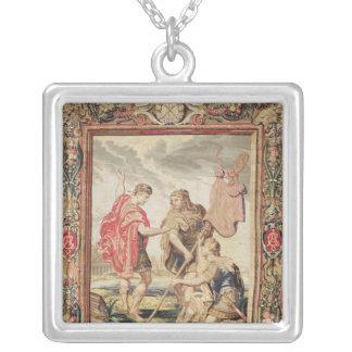 The Labarum, before 1663 Square Pendant Necklace