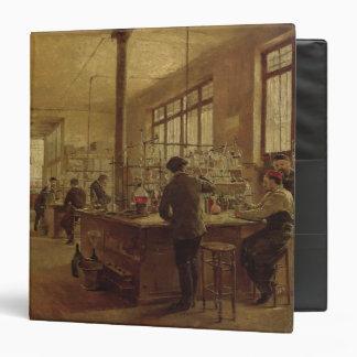 The Laboratory, 1887 3 Ring Binders