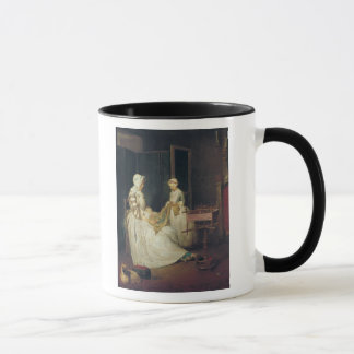 The Laborious Mother, c.1740 Mug