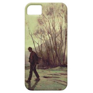 The Labourer iPhone SE/5/5s Case