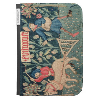 The Labours of the Months, Alsace (tapestry)Vict Case For Kindle