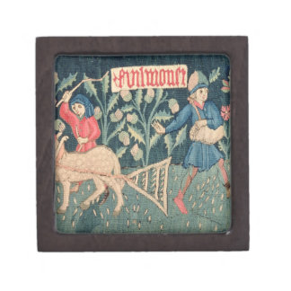 The Labours of the Months, Alsace (tapestry)Vict Gift Box