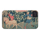 The Labours of the Months, Alsace (tapestry)Vict iPhone 4 Case