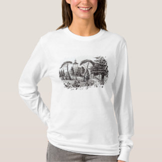 The Labyrinth from the Jardin des Plantes T-Shirt