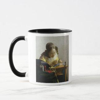 The Lacemaker, 1669-70 Mug