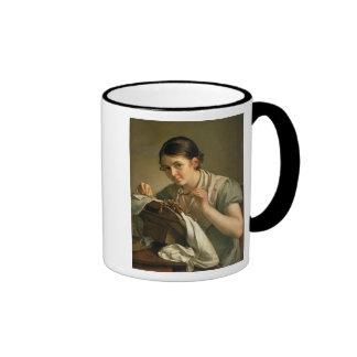 The Lacemaker, 1823 Ringer Mug