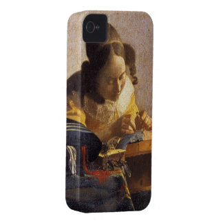 The Lacemaker iphone cover iPhone 4 Case-Mate Cases