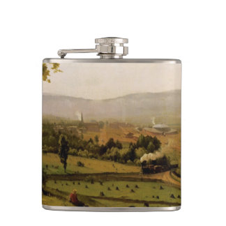 The Lackawanna Valley Flasks