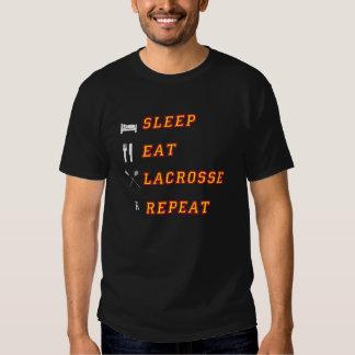 The Lacrosse Life Tshirt