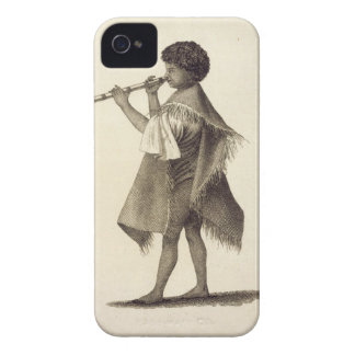 The Lad Taiyota, Native of Otaheite, in the Dress Case-Mate iPhone 4 Case