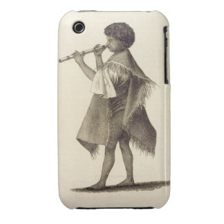The Lad Taiyota, Native of Otaheite, in the Dress iPhone 3 Covers