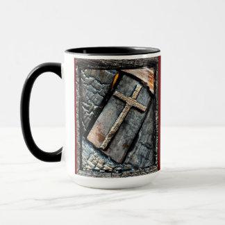 The Ladder & Cross of Protection Mug
