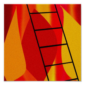The Ladder Poster