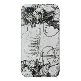 The Ladies Accelerator, 1819 iPhone 4 Cases