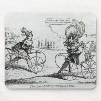 The Ladies Accelerator, 1819 Mouse Pad
