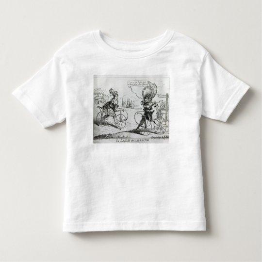 The Ladies Accelerator, 1819 Toddler T-shirt