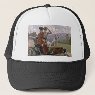 The Ladies Goldsmith in Woods of Boulogne Trucker Hat