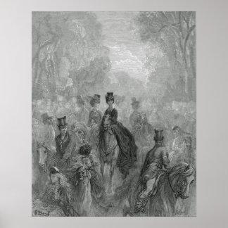 The Ladies' Mile Poster