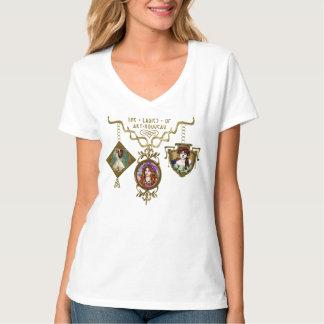 The Ladies of Art Nouveau T-shirt