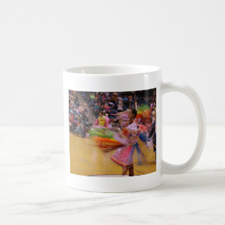 The Ladies' Turn PowWow Feather Dance Coffee Mug