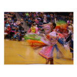 The Ladies' Turn PowWow Feather Dance Postcard
