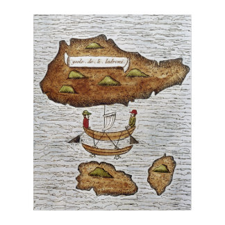 THE LADRONE ISLANDS ACRYLIC WALL ART