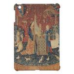 The Lady and the Unicorn: 'Hearing' iPad Mini Cover