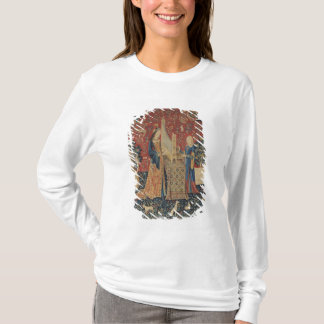 The Lady and the Unicorn: 'Hearing' T-Shirt