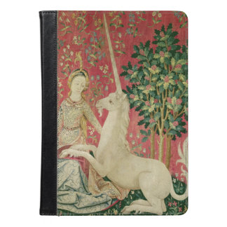 The Lady and the Unicorn: 'Sight' 2 iPad Air Case