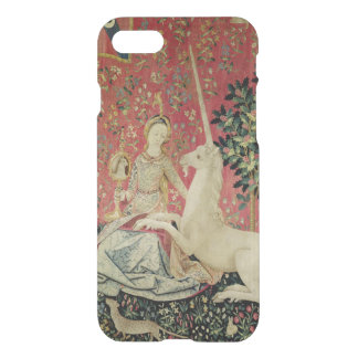 The Lady and the Unicorn: 'Sight' 2 iPhone 8/7 Case