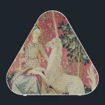 "The Lady and the Unicorn: &#39;Sight&#39; Bluetooth Speaker<br><div class=""desc"">French School&#39;s The Lady and the Unicorn: &#39;Sight&#39; located at the Musee National du Moyen Age et des Thermes de Cluny,  Paris. The The Lady and the Unicorn: &#39;Sight&#39; was created around the 15th century.</div>"