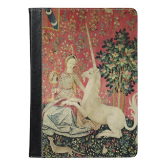 The Lady and the Unicorn: 'Sight' iPad Air Case