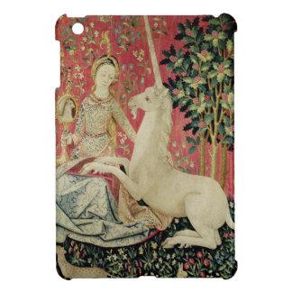 The Lady and the Unicorn: 'Sight' iPad Mini Covers