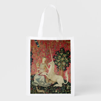 The Lady and the Unicorn Sight Market Tote