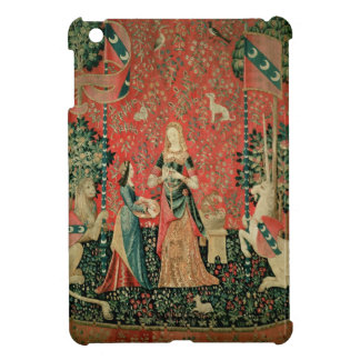 The Lady and the Unicorn: 'Smell' Case For The iPad Mini