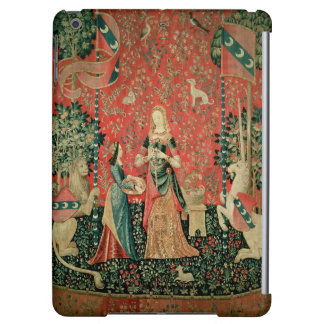 The Lady and the Unicorn: 'Smell' iPad Air Case