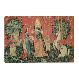 The Lady and the Unicorn: 'Smell' Placemat