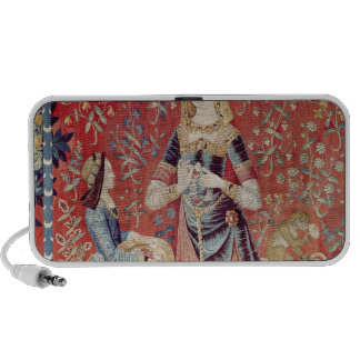 The Lady and the Unicorn: 'Smell' Portable Speaker