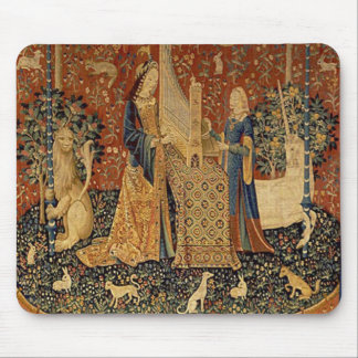 The Lady and the Unicorn: Sound Mouse Pad