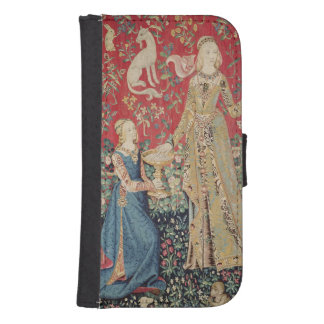 The Lady and the Unicorn: 'Taste' Phone Wallet Cases