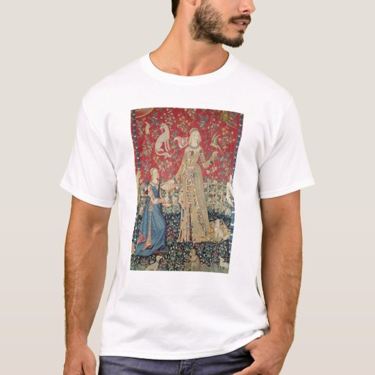 The Lady and the Unicorn: 'Taste' T-Shirt