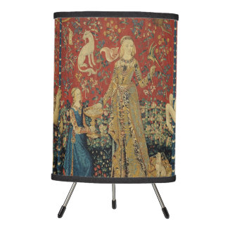 The Lady and the Unicorn: 'Taste' Tripod Lamp