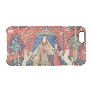 The Lady and the Unicorn: 'To my only desire' Clear iPhone 6/6S Case