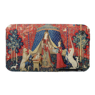 The Lady and the Unicorn: 'To my only desire' iPhone 3 Case