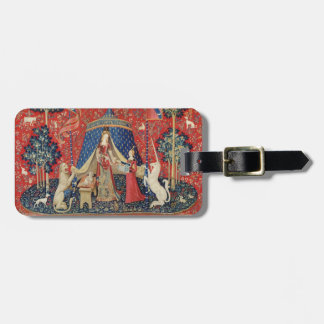 The Lady and the Unicorn: 'To my only desire' Luggage Tag
