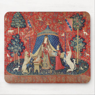 The Lady and the Unicorn: 'To my only desire' Mouse Pad